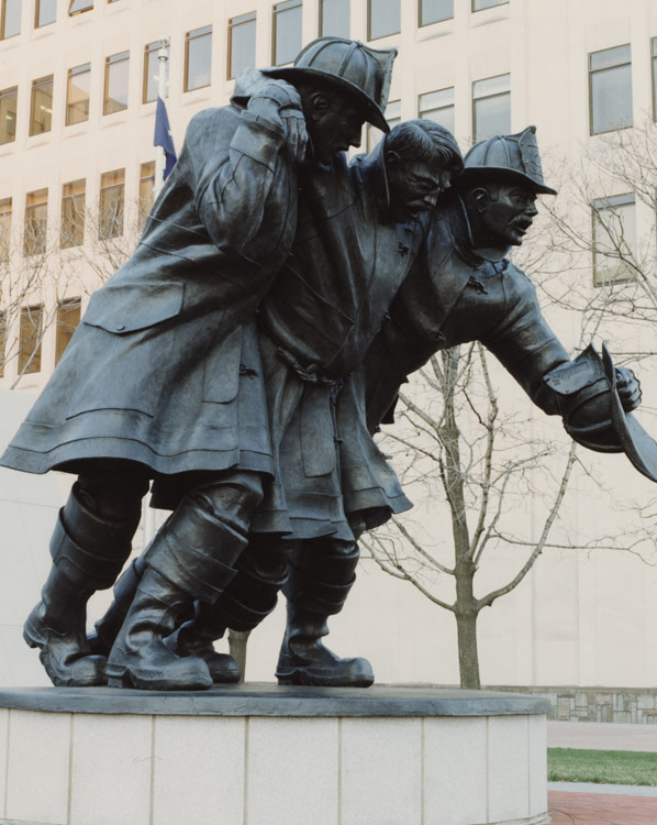 New York State Fallen Firefighters Memorial